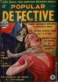 Popular Detective (1934-1953 Beacon/Better) Pulp Vol. 1 #1