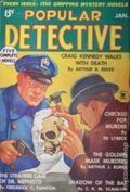 Popular Detective (1934-1953 Beacon/Better) Pulp Vol. 1 #3