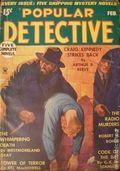 Popular Detective (1934-1953 Beacon/Better) Pulp Vol. 1 #4