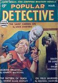 Popular Detective (1934-1953 Beacon/Better) Pulp Vol. 2 #2