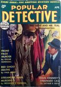 Popular Detective (1934-1953 Beacon/Better) Pulp Vol. 2 #3