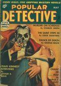 Popular Detective (1934-1953 Beacon/Better) Pulp Vol. 3 #1