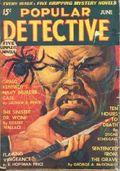 Popular Detective (1934-1953 Beacon/Better) Pulp Vol. 3 #2