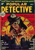 Popular Detective (1934-1953 Beacon/Better) Pulp Vol. 3 #3