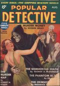 Popular Detective (1934-1953 Beacon/Better) Pulp Vol. 4 #1