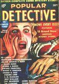 Popular Detective (1934-1953 Beacon/Better) Pulp Vol. 4 #2