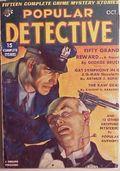 Popular Detective (1934-1953 Beacon/Better) Pulp Vol. 4 #3