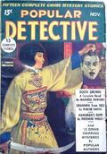 Popular Detective (1934-1953 Beacon/Better) Pulp Vol. 5 #1