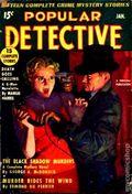 Popular Detective (1934-1953 Beacon/Better) Pulp Vol. 5 #3