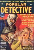 Popular Detective (1934-1953 Beacon/Better) Pulp Vol. 6 #2