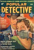 Popular Detective (1934-1953 Beacon/Better) Pulp Vol. 7 #2