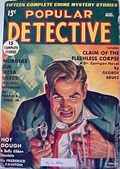 Popular Detective (1934-1953 Beacon/Better) Pulp Vol. 8 #1