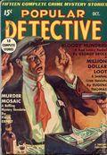 Popular Detective (1934-1953 Beacon/Better) Pulp Vol. 8 #3