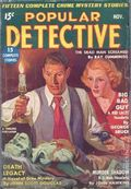 Popular Detective (1934-1953 Beacon/Better) Pulp Vol. 9 #1