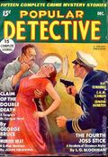 Popular Detective (1934-1953 Beacon/Better) Pulp Vol. 9 #2
