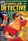 Popular Detective (1934-1953 Beacon/Better) Pulp Vol. 10 #2