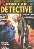 Popular Detective (1934-1953 Beacon/Better) Pulp Vol. 10 #3