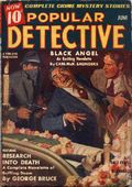 Popular Detective (1934-1953 Beacon/Better) Pulp Vol. 11 #2