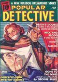 Popular Detective (1934-1953 Beacon/Better) Pulp Vol. 11 #3