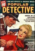 Popular Detective (1934-1953 Beacon/Better) Pulp Vol. 12 #1