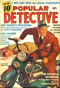 Popular Detective (1934-1953 Beacon/Better) Pulp Vol. 12 #2