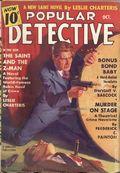Popular Detective (1934-1953 Beacon/Better) Pulp Vol. 12 #3