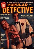 Popular Detective (1934-1953 Beacon/Better) Pulp Vol. 13 #1