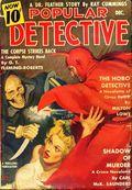 Popular Detective (1934-1953 Beacon/Better) Pulp Vol. 13 #2