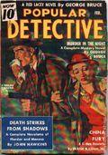 Popular Detective (1934-1953 Beacon/Better) Pulp Vol. 14 #1