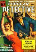 Popular Detective (1934-1953 Beacon/Better) Pulp Vol. 14 #2