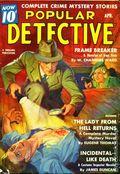 Popular Detective (1934-1953 Beacon/Better) Pulp Vol. 14 #3