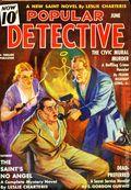 Popular Detective (1934-1953 Beacon/Better) Pulp Vol. 15 #1