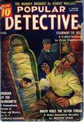 Popular Detective (1934-1953 Beacon/Better) Pulp Vol. 15 #2