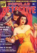 Popular Detective (1934-1953 Beacon/Better) Pulp Vol. 16 #1