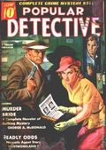 Popular Detective (1934-1953 Beacon/Better) Pulp Vol. 16 #2