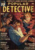 Popular Detective (1934-1953 Beacon/Better) Pulp Vol. 16 #3