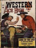 Western Ace High Stories (1953-1954 Popular Publications) Pulp Vol. 1 #4