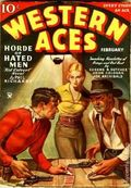 Western Aces (1934-1949 Ace) Pulp Vol. 1 #4