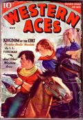 Western Aces (1934-1949 Ace) Pulp Vol. 2 #3