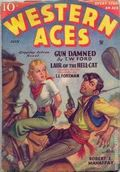 Western Aces (1934-1949 Ace) Pulp Vol. 3 #1
