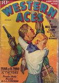 Western Aces (1934-1949 Ace) Pulp Vol. 3 #2