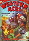 Western Aces (1934-1949 Ace) Pulp Vol. 4 #4