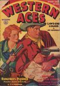Western Aces (1934-1949 Ace) Pulp Vol. 6 #3