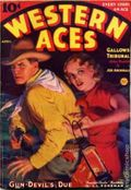 Western Aces (1934-1949 Ace) Pulp Vol. 8 #2
