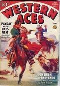 Western Aces (1934-1949 Ace) Pulp Vol. 11 #3