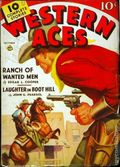 Western Aces (1934-1949 Ace) Pulp Vol. 13 #3
