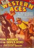 Western Aces (1934-1949 Ace) Pulp Vol. 15 #3