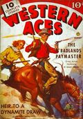 Western Aces (1934-1949 Ace) Pulp Vol. 16 #2