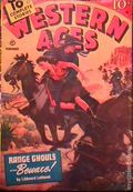 Western Aces (1934-1949 Ace) Pulp Vol. 20 #1