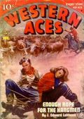 Western Aces (1934-1949 Ace) Pulp Vol. 22 #3